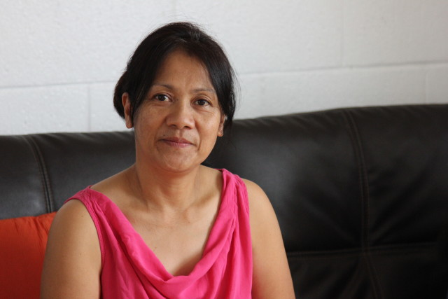 Melinda Salcedo is trying to sell her two-bedroom, two-bathroom condo unit at Pearl Ridge Gardens & Tower because her maintenance fees have increased.